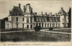 Regniere-Ecluse le Chateau Facade du Jardin - Regnière-Écluse