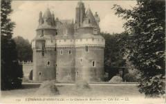 Chateau de Rambures Coté est - Rambures