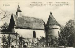 Lucheux Le Chateau Ancienne Chapelle - Lucheux