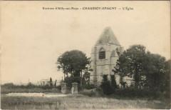 Chaussoy-Epagny Eglise - Chaussoy-Epagny