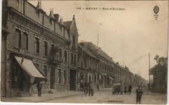 Bruay - Rue d'Houdain - Houdain
