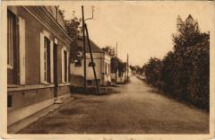 Eperlecques-Rue de la Mairie - Éperlecques