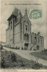 Environs d'Auxi-le-Chateau Villa a Willencourt - Willencourt
