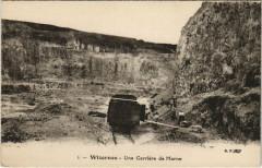 Wizernes-Une Carriere de Marne - Wizernes