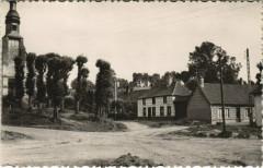 Sibiville - Place de l'Eglise - Sibiville