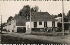 Sibiville - La Mairie et l'Ecole - Sibiville