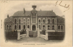 Auchy-les-Hesdin Hospice Saint-Albert - Auchy-lès-Hesdin