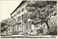 Fressin - La maison de Bernanos - Fressin