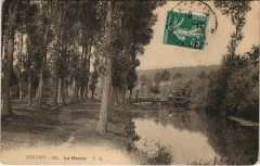 Grigny - Le Marais - Grigny