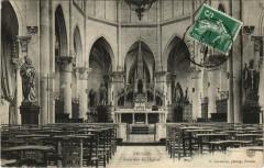 Fruges - Interieur de l'Eglise - Fruges