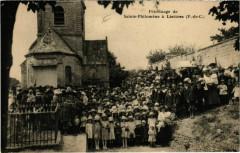 Pelerinage de Sainte Philomene a Liettres France - Liettres