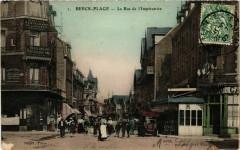 Berck - Plage - La Rue de l'Impératrice 62 Berck