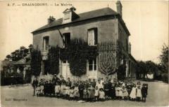 Graincourt - La Mairie - Incourt