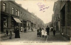 Lievin- (P.de-C.) - Rue Jean-Baptiste Defernet - Liévin
