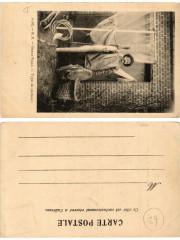 3036 Berck-Ville Type de pecheur 62 Berck