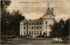 Fauquembergues Chateau d'Hervare - Fauquembergues