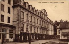 Chateau de Boubers sur Canche - Boubers-sur-Canche