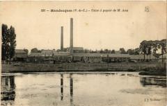 Blendecques Usine a papier de M. Avot - Blendecques