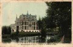 Blendecques Chateau de Westhove et Parc - Blendecques