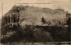 Auxi-le-Chateau Les ruines de l'ancien Chateau féodal - Auxi-le-Château