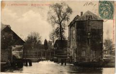 Auxi-le-Chateau Les Moulins sur l'Authie - Auxi-le-Château