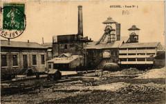Auchel Fosse No. 5 - Auchel