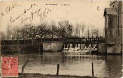 Marconne Le Moulin - Marconne