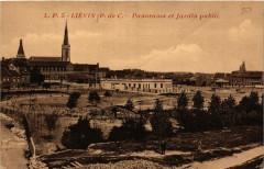 5 Lievin Panorama et Jardin Public - Liévin