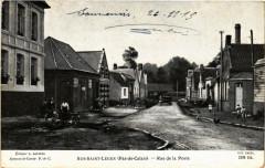 Sus-Saint-Leger Rue de la Poste - Sus-Saint-Léger