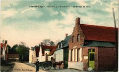 Sus-Saint-Leger Grande Rue - Le Bureau de Poste - Sus-Saint-Léger