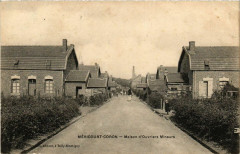 Merincourt-Coron Maison d'Ouvriers Mineurs - Incourt