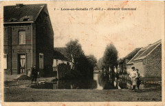 Loos-en-Gohelle Abreuvoir Communal - Loos-en-Gohelle