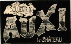 Souvenir de - Auxi-le-Chateau - Auxi-le-Château