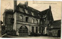 Barlin - Mairie et Ecole de garcons - Barlin