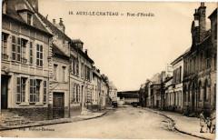Auxi-le-Chateau - Rue d'Hesdin - Auxi-le-Château