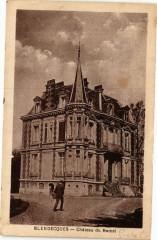 Blendecques - Chateau du hamel - Blendecques