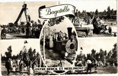 Bagatelle - entre Berck et Merlimont 62 Berck