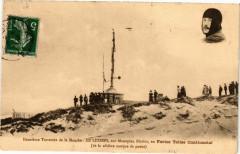 Deuxiéme traversée de la Manche : de Lesseps sur Monoplan . - Eps