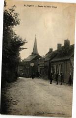 Bléquin - Route de Saint-Omer - Bléquin