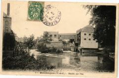 Blendecques - Moulin sur l'Aa - Blendecques