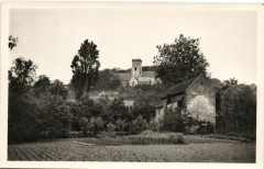 Houdain - Vue de l'Eglise - Houdain