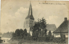 Verchin-Le Clocher tordu - Verchin