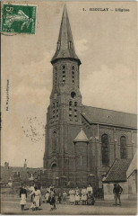 Rieulay - L'Eglise - Rieulay