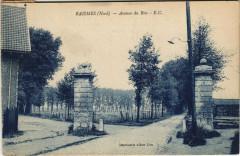 Raismes - Avenue du Bois - Raismes