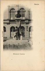 Anzin - Monument Fontaine - Anzin
