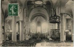 Raismes - Interieur de l'Eglise - Raismes