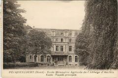 Pecquencourt - Ecole Menagere Agricole de l'Abbaye d'Anchin - Pecquencourt