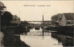 Marchiennes - La Scapre le Pont - Marchiennes