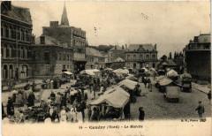 Caudry - Le Marche - Caudry