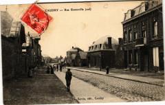 Caudry - Rue Bonneville (sud) - Caudry